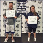 Couple Loses 30 lbs in 24 Days
