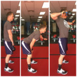 Single Arm Kettlebell High Pull: July's Move