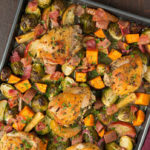 October's Recipe: One Pan Autumn Chicken