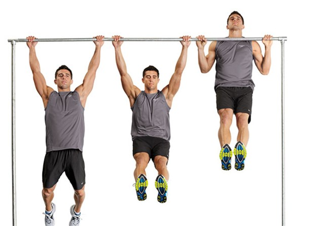 Move of the Month: Pull Ups - Complete Fitness