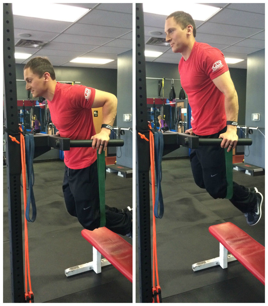 Moves Of The Month Resistance Band Pull Ups And Assisted
