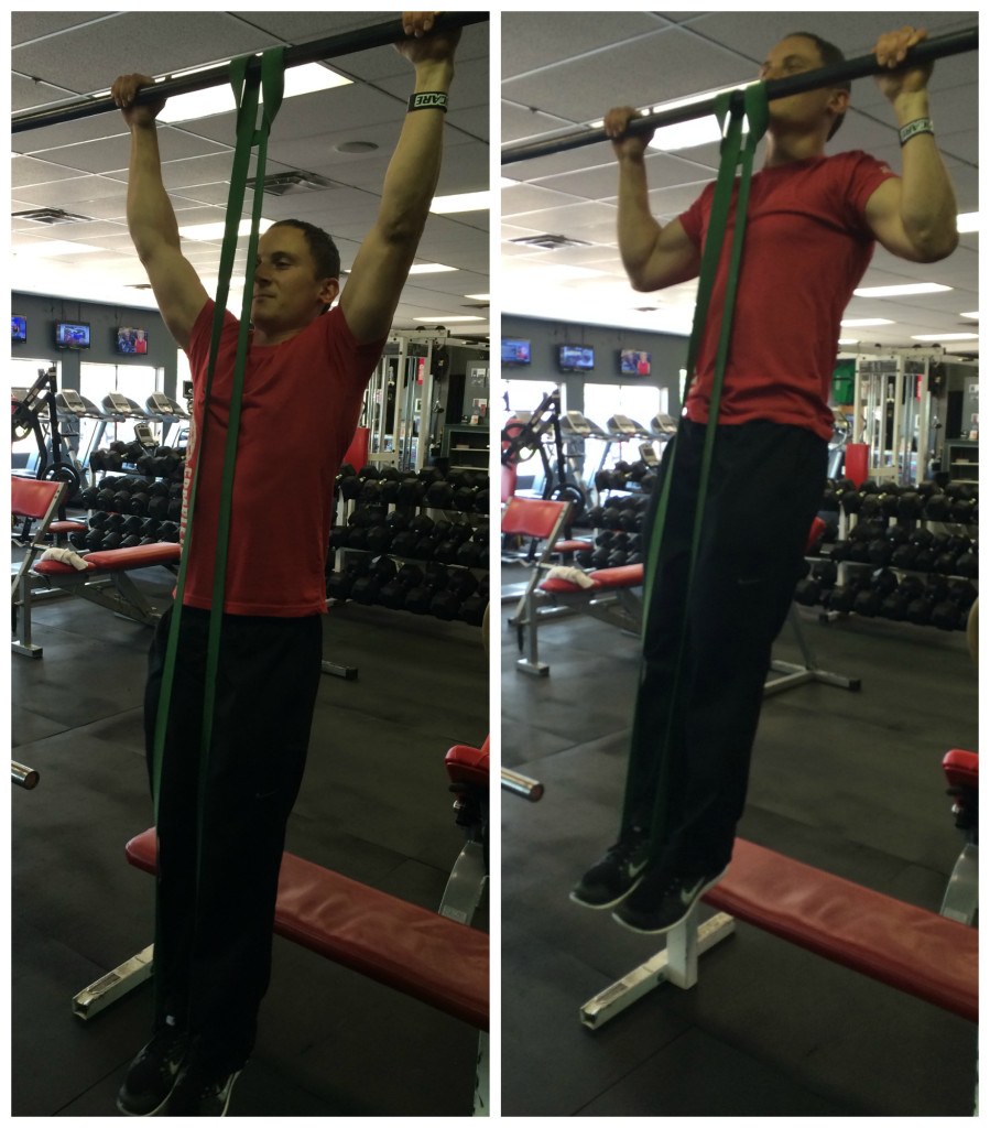 Moves of the Month: Resistance Band Pull Ups and Assisted ...