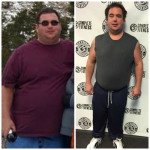 Dustin Lost 100 Pounds!
