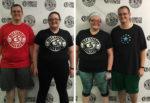 One Fit Couple: 45 Pounds Dropped