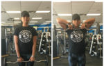 EZ Bar Upright Row: Heeson's Move of the Month