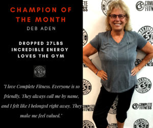 Fit Over Fifty: 27 Pounds Dropped