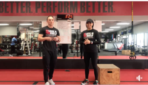 Sioux Falls Personal Training Workout Challenge